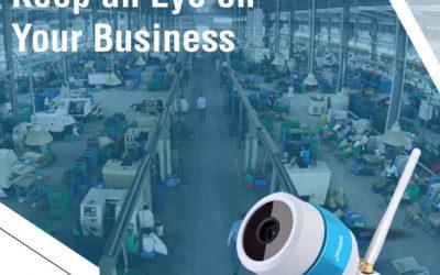 CCTV Monitoring for Warehouse