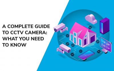 A Complete Guide To CCTV Camera: What You Need To Know (Essential Information)