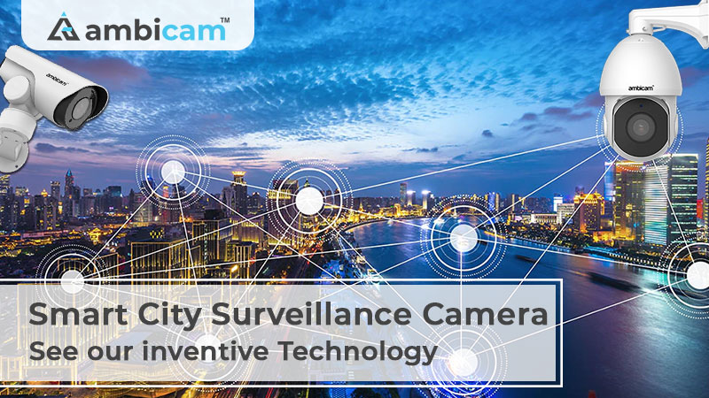 Ambicam Smart City Monitoring Solutions