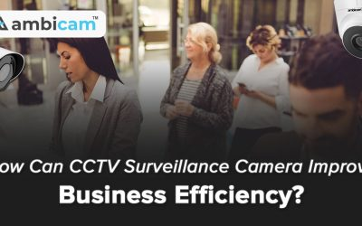 How Can CCTV Surveillance Camera Improve Business Efficiency?